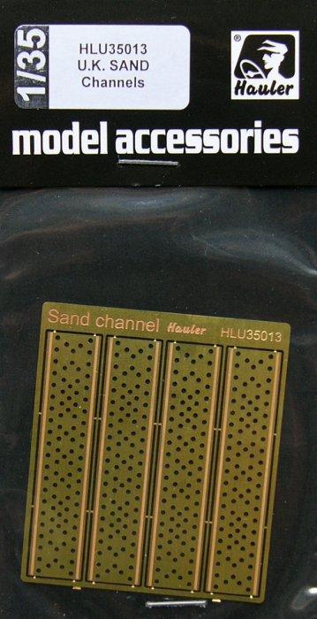 Hauler 1//72 British Sand Channels