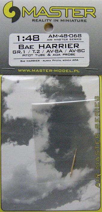 T.2 AV-8C Pitot Tube /& Angle Of MASTER AM48068-1:48 Harrier GR.1 AV-8A